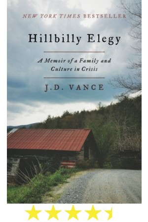 Hillbilly Elegy Audiobook - Unabridged.