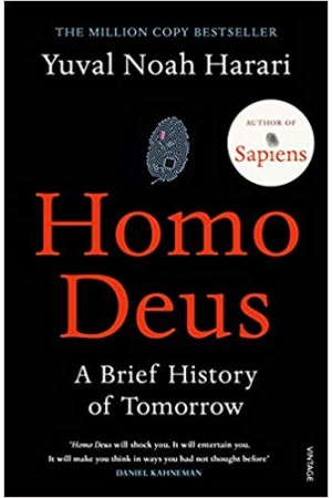 Homo Deus (Audio Download).