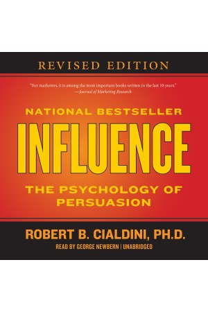 Influence The Psychology of Persuasion Audiobook - Unabridged