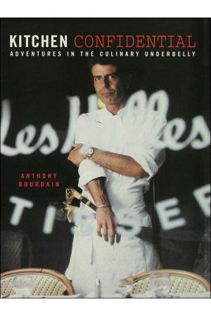 Kitchen Confidential + Audiobook Included