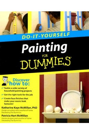Painting Do-It-Yourself For Dummies (PDF)