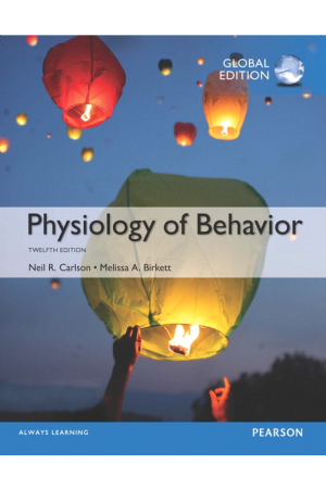 Physiology Of Behavior 12th Global Edition