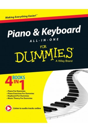 Piano and Keyboard All-in-One For Dummies (PDF)