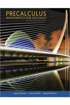 Precalculus Mathematics for Calculus 7th edition (PDF)