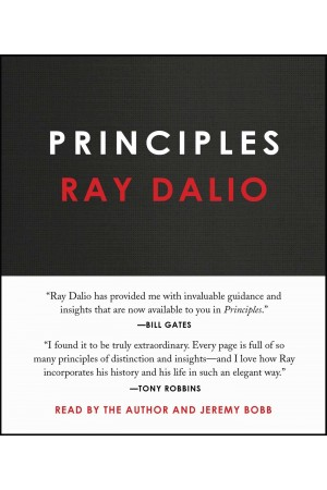 Principles Life and Work Audiobook + Digital Book Included!