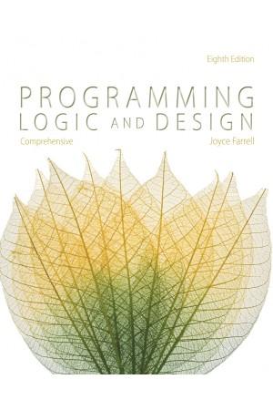 Programming Logic and Design, Comprehensive 8th Edition  (PDF)