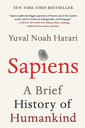 Sapiens: A Brief History of Humankind Audiobook + Digital Book Included!