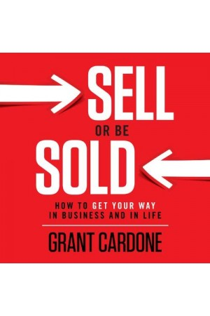 Sell or be Sold Audiodownload *UNABRIDGED