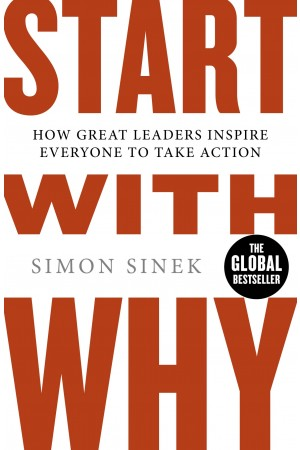 Start with Why Audiobook - Unabridged