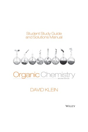 Student Study Guide and Solution Manual Organic Chemistry Pdf Edition