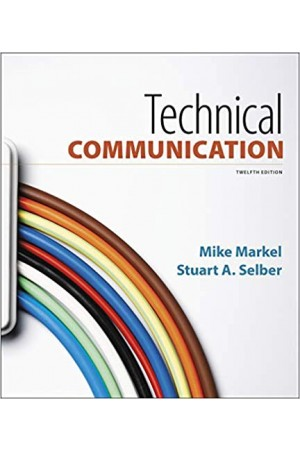 Technical Communication 12th Edition Pdf Edition