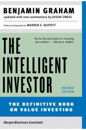 The Intelligent Investor Rev Ed. Audiobook