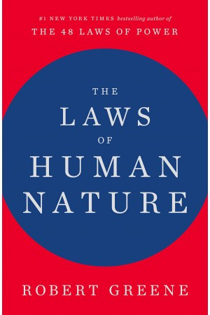 The Laws of Human Nature Audiobook + Digital Book Included!