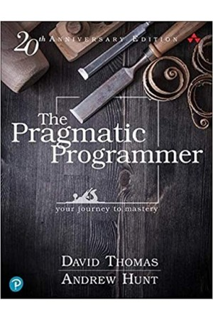 The Pragmatic Programmer: 20th Anniversary Edition, 2nd Edition + Digital Book Included!