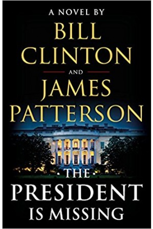 The President Is Missing Audiobook + Digital Book Included