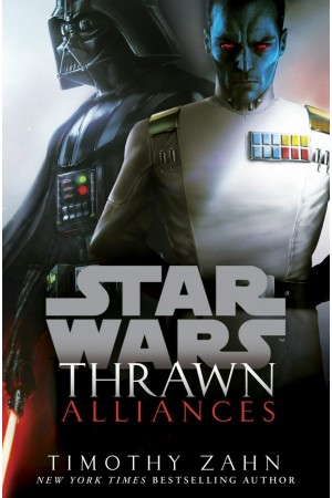 Thrawn: Alliances (Star Wars) Audiobook - Unabridged